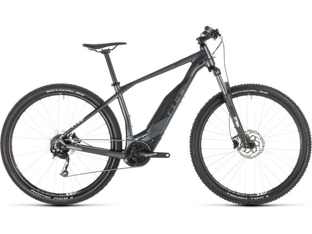 Cube Acid Hybrid ONE 500 - Bicicletas eléctricas - gris | Bikester.es